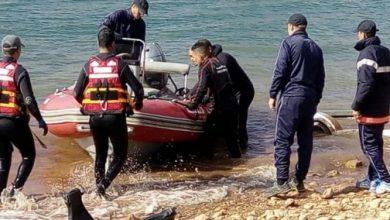 Photo of انتشال جثّتان من شاطئ بوزجّار