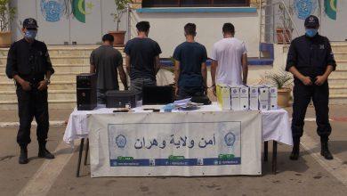 Photo of القبض على جمعية أشرار احتالت على 800 ضحية