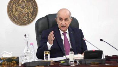Photo of رئيس الجمهورية يستقبل رئيس السلطة المستقلة للانتخابات