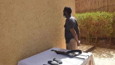 """Photo of الإرهابي """"عبد المالك"""".. خامس صيد من الساحل بقبضة الجيش"""