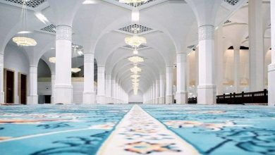 "Photo of   ""الجامع الأعظم"".. ""جولة روحانية"" لوزراء خارجية جوار ليبيا بالجزائر"