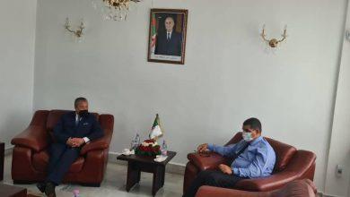 Photo of وزير النقل يدرس عودة الرحلات الجوية والبحرية بين الجزائر وليبيا