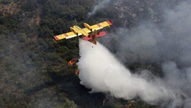 Photo of 4 طائرات روسية لإطفاء الحرائق في طريقها إلى الجزائر لم تتحصل على رخصة العبور