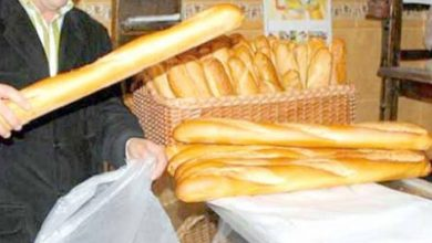 Photo of منظمة حماية المستهلك تدعو للتبليغ عن الزيادة في أسعار الخبز