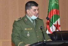 Photo of العميد علي ولحاج قائدا جديدا للدرك الوطني خلفا للواء نور الدين قواسمية