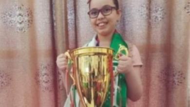"""Photo of الطفلة الجزائرية """"رتاج"""" تتوج بكأس العالم للحساب الذهني و الرياضيات"""