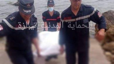 Photo of انتشال جثتين في حالة متقدمة من التعفن بسواحل شرشال