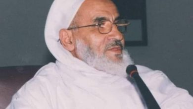 """Photo of رحيل العالم الجزائري المعاصر  """"الشيخ بن الشيخ"""""""