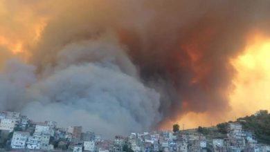 Photo of مصرع 3 أشخاص في حرائق تيزي وزو اليوم