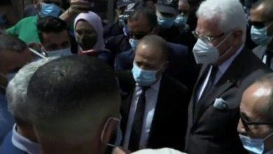 Photo of تقديم واجب العزاء .. مستشار الرئيس تبون يتنقل لمنزل المغدور جمال