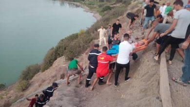 Photo of الشلف: إصابة سائق في سقوط سيارة بسد كاف الدير