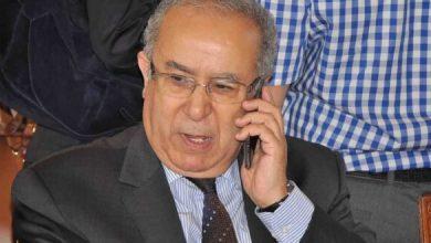 Photo of لعمامرة يتباحث مع وزير خارجية مصر مستجدات الوضع في المنطقة المغاربية
