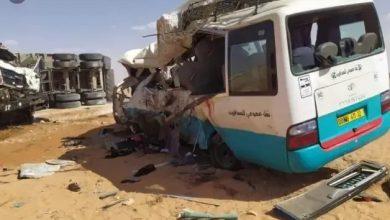 Photo of قتيل و12 جريحا في حادث مرور مروع بميلة