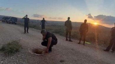 "Photo of  ""هروب هوليودي"" من سجن إسرائيلي.."