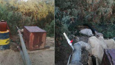 Photo of غليزان: حجز 17محرك يستعمل في سقي المحاصيل الفلاحية بالمياه القذرة
