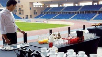 Photo of خبر كاذب….. حقيقة استقبال الخضر بحفاوة في ملعب مراكش بالمغرب