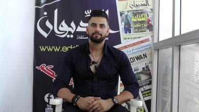 """Photo of أمين شاوش للديوان : """"أطمح لتقديم دور الأمير عبد القادر وأفضل عرض الأزياء التقليدية"""""""