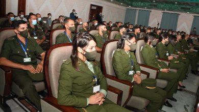 Photo of شنقريحة يستقبل الرياضيين المشاركين في الألعاب العسكرية الدولية