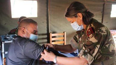 Photo of مصالح الصحة العسكرية تشارك في حملة التلقيح ضد كورونا