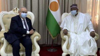 Photo of الجزائر والنيجر تتفقان على تفعيل التعاون الطاقوي عبر مشروع أنبوب الغاز العابر للصحراء