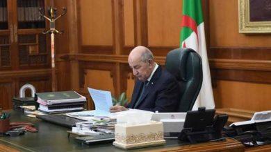 Photo of الرئيس تبون معزيا.. الجزائر فقدت أحد روافد الوطنية برحيل رابح درياسة