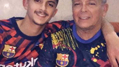 """Photo of بلومي: """"ابني تعرّض لمؤامرة أبعدته من المنتخب الجزائري"""".."""