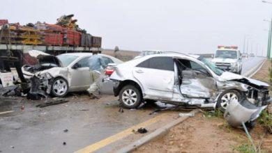 Photo of 33 قتيل و1408 جريح في 1190 حادث مروري في ظرف أسبوع بالجزائر