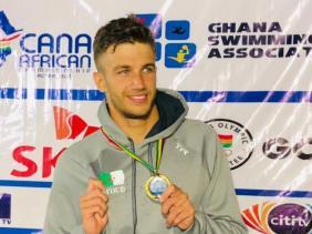 Photo of الجزائر تضيف ثاني ميدالية ذهبية إلى رصيدها في بطولة افريقيا المفتوحة للسباحة