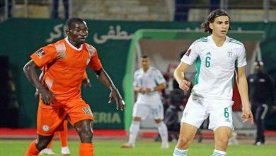 Photo of موعد مباراة النيجر والجزائر في تصفيات كأس العالم والقنوات الناقلة
