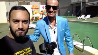 "Photo of فيديو كليب ""عشقي وحبّي"" لهواري صابر و""لانا هابراتسو"" قريبا في الأسواق"