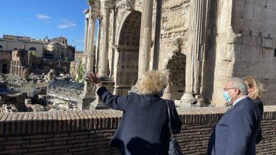 Photo of أياما بعد تصريحات ماكرون……لعمامرة يزور قبر يوغرطة بإيطاليا