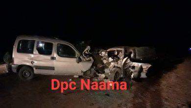 Photo of مصرع 3 أشخاص في حادث مروري تراجيدي بعين الصفراء