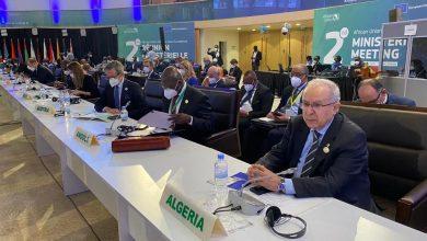 Photo of لعمارة يعلن عن انطلاق الاجتماع الوزاري الإفريقي – الأوروبي