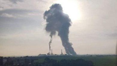 Photo of انفجار في مركب فرتيال بأرزيو