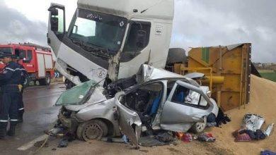 Photo of مصرع 40 شخصًا ضحايا حوادث المرور في أسبوع